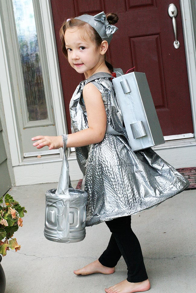 Diy Space Girl Costume 100 Directions
