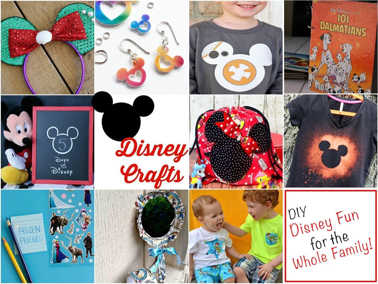 Diy Disney Jewelry With Cricut And Free Rainbow Printable