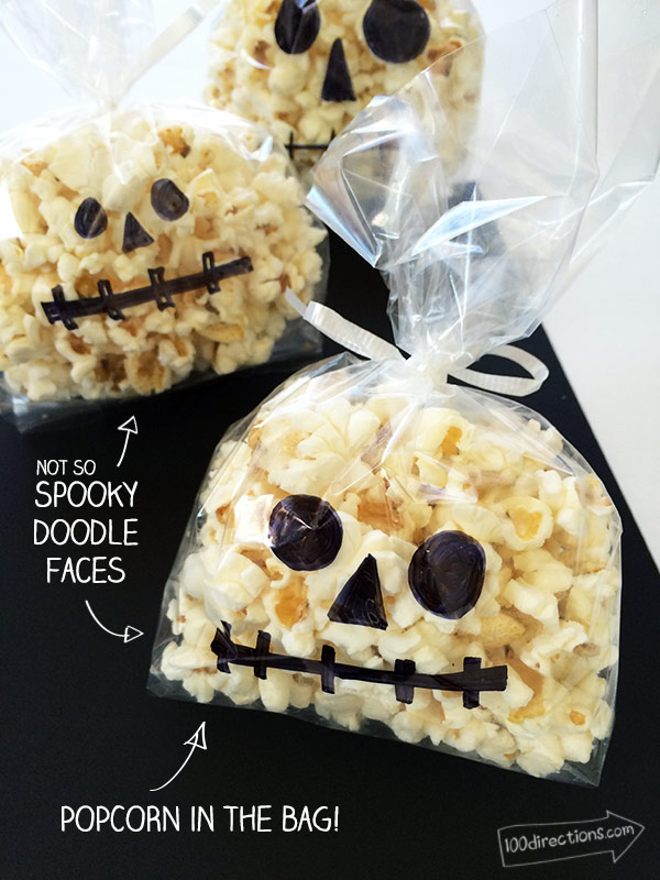 Quick And Easy Halloween Crafts Kids Make