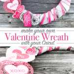 Diy Valentine S Wreath 100 Directions
