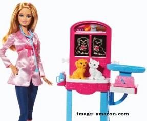 barbie vet