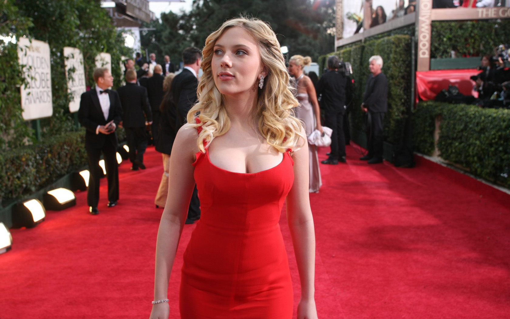 Image result for scarlett johansson red carpet