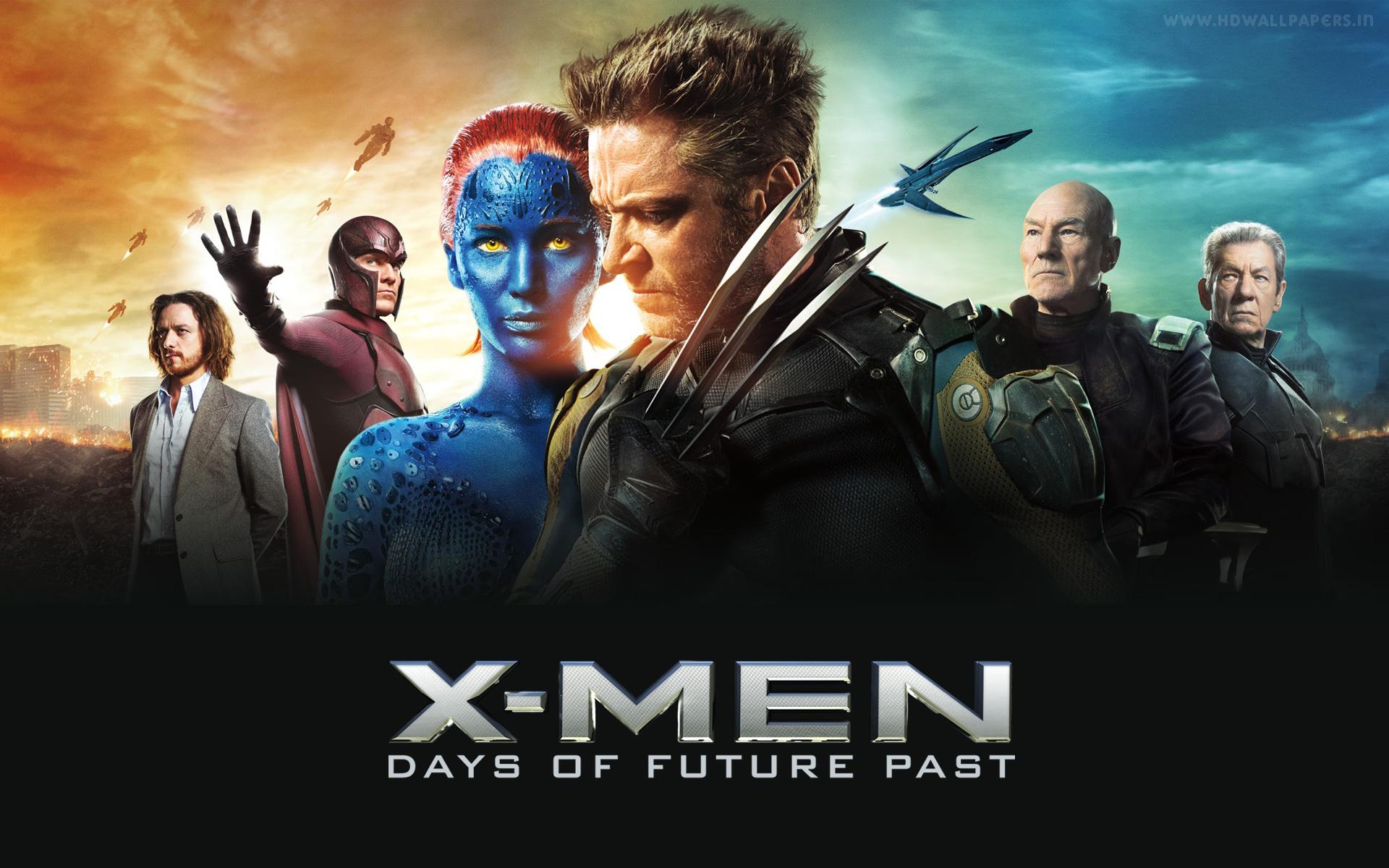 X Men Days Of Future Past 2014 Oliver Hackett Watson