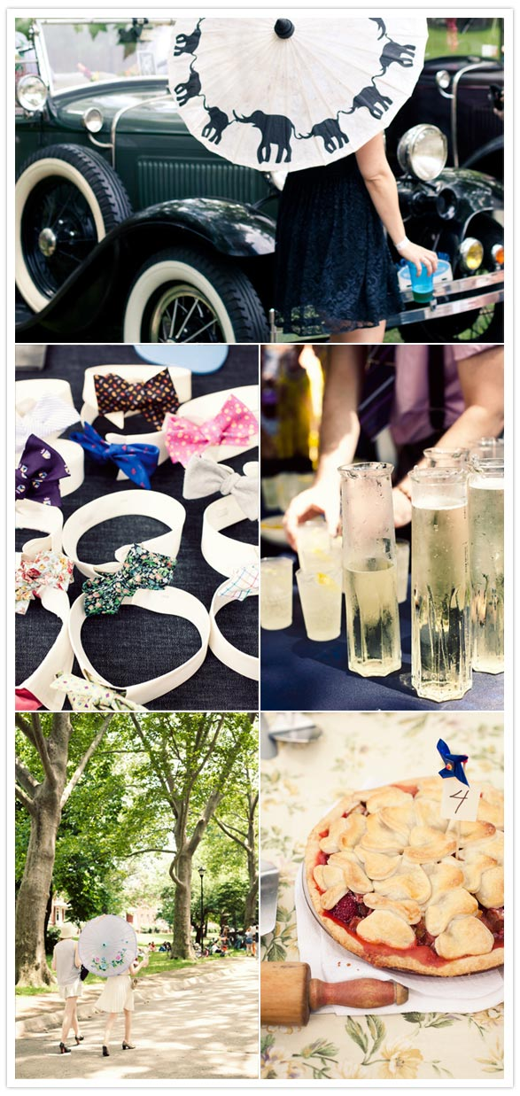 20's wedding ideas