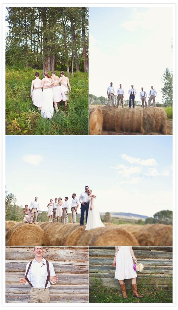 The Uptown Bride Rustic Weddings