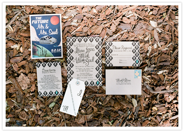 Whimsical Wedding Invitations Photo By Gideon Photography Http Ruffledblog Com