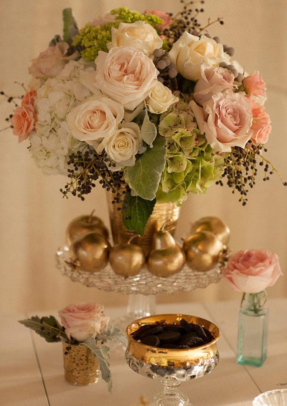 Mint Amp Gold Wedding Ideas Wedding Inspiration 100