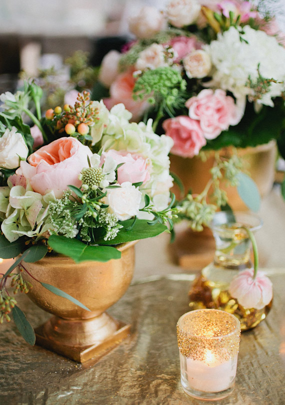 Rose and gold wedding ideas | 100 Layer Cake
