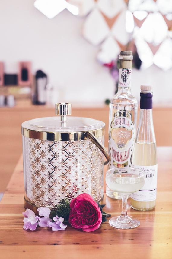 Vintage inspired cocktails