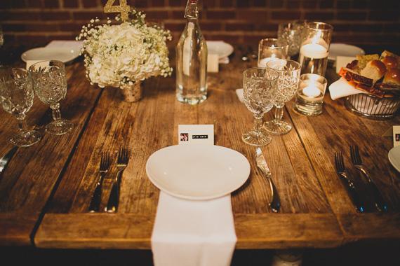 Carondelet Casa wedding | Foto por Katie Pritchard Foto | Leia mais - http://www.100layercake.com/blog/wp-content/uploads/2015/03/Carondelet-House-wedding