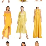 Get The Look Yellow Bridesmaid Dresses Lyceum