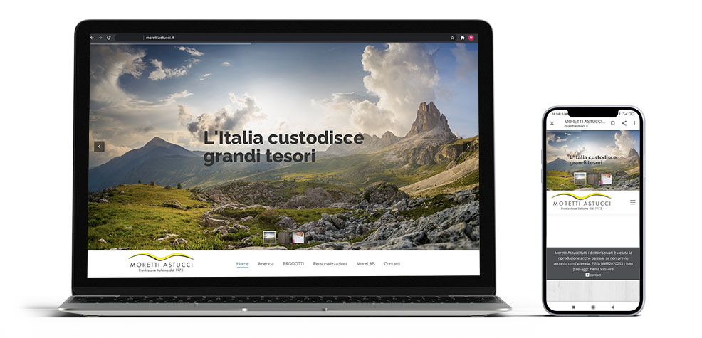 sito internet per agordino biomasse