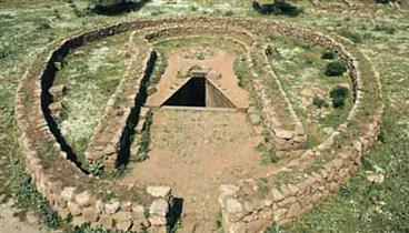 Il tempio a Pozzo di Santa Cristina a Paulilatino