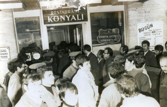 konyalı lokantası