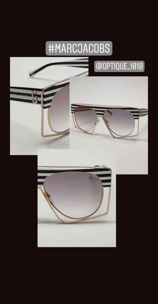 MARC JACOBS-Louez vos lunettes de soleil chez OPTIQUE 10/10 Fâches-Thumesnil