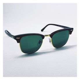 Lunettes de soleil Ray Ban Clubmaster RB3016 OPTIQUE 1010 FACHES THUMESNIL Réf 16574