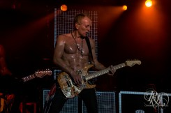 Def Leppard - 2015 Minnesota State Fair - Phil Collen