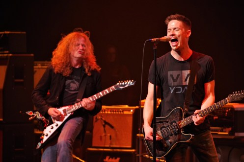 Experience Hendrix - Madison WI - 032019 (55) - Dave Mustaine - Jonny Lang