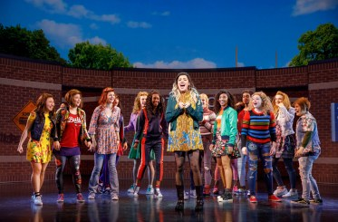 Mean Girls CAST & CREATIVE for Mean Girls View All Cast Cady Heron Erika Henningsen Regina George Taylor Louderman Gretchen Wieners Ashley Park Karen Smith Kate Rockwell Janis Sarkisian Barrett Wilbert Weed Damian Hubbard Grey Henson Ms. Norbury Kerry Butler Aaron Samuels Kyle Selig Kevin Gnapoor Cheech Manohar Mr. Duvall Rick Younger Creative Music Jeff Richmond Lyrics Nell Benjamin Book Tina Fey Director and Choreographer Casey Nicholaw Set Designer Scott Pask Costume Designer Gregg Barnes Lighting Designer Kenneth Posner Sound Designer Brian Ronan Video Designers Finn Ross and Adam Young Orchestrations John Clancy Musical Director Mary Mitchell Campbell