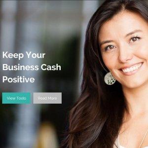cash positive,staying cash positive