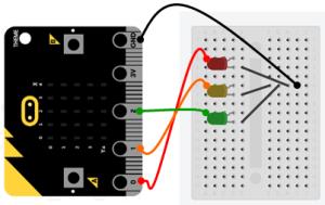 BBC micro:bit – Traffic Light   101 Computing