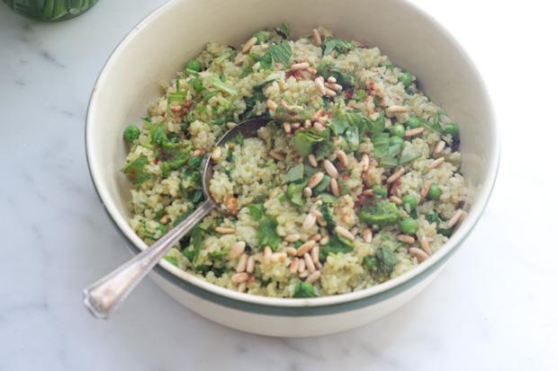 Green Rice Recipe