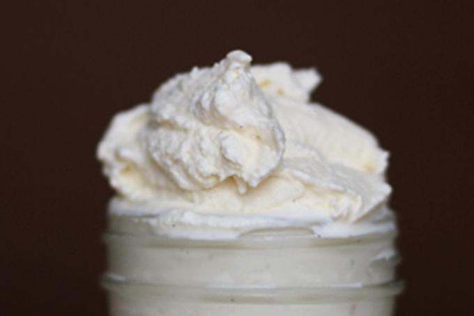 Maison du Miel's Heather Honey Ice Cream