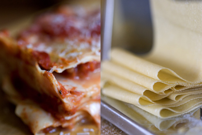 Thousand Layer Lasagne