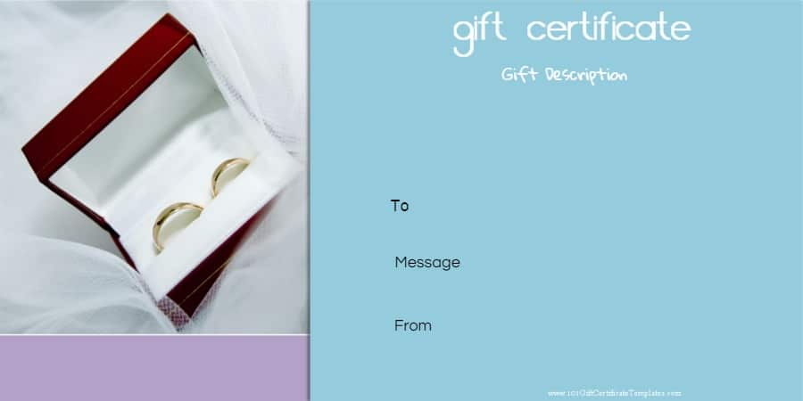 Free Printable Anniversary Gift Vouchers Customize Online