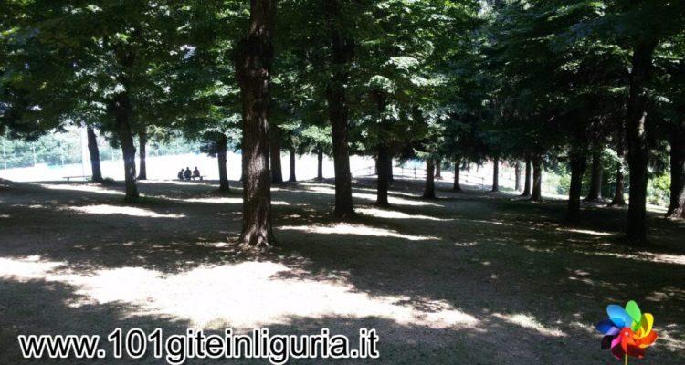 Parco Braia a Crocefieschi
