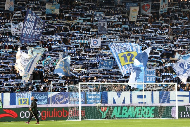 Image result for photos of spal vs parma