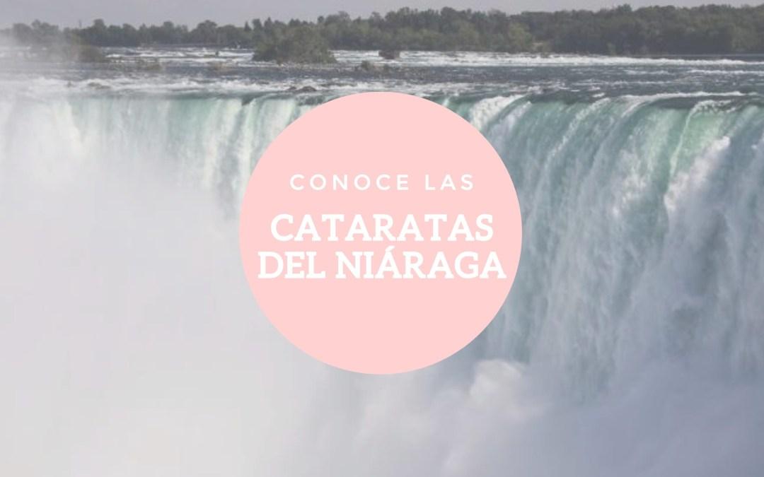 Conoce las Cataratas del Niágara