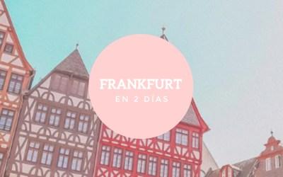 Frankfurt: por qué la ciudad con peor fama de Alemania vale la pena