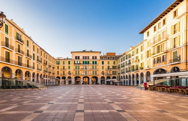 La Plaza Mayor de Palma de Mallorca, qué ver, historia – 101viajes