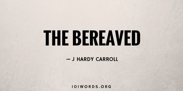 The Bereaved