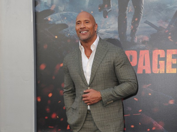 Celebrity Gossip: Dwayne Johnson, Nicole Kidman, Reese Witherspoon, and more! - 106.3 The Groove
