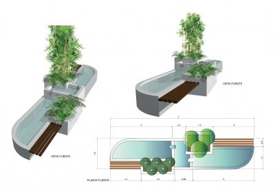 Natura Plaza Landscape