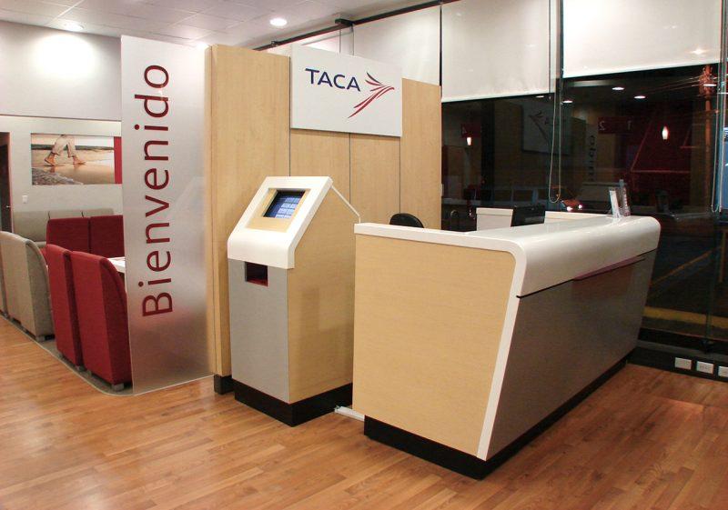 TACA Airlines La Sabana