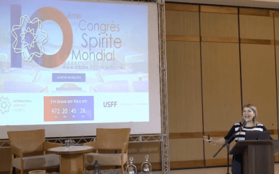 Promotion of the 10th World Spiritist Congress
