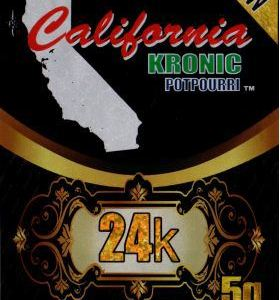 California Kronic herbal incense
