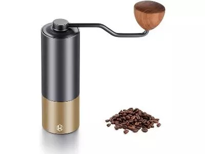 Heihox manual coffee grinder