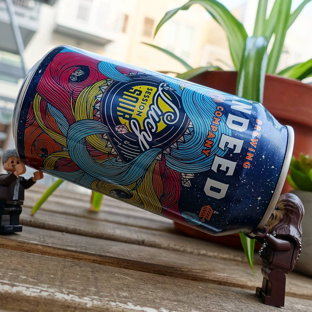 LUCY Session Sour (루시) Indeed Brewing Company Craft Beer Summer Korea