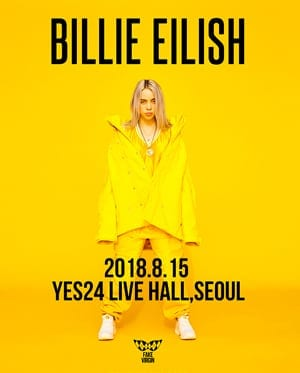 seoul billie eilish concert korea