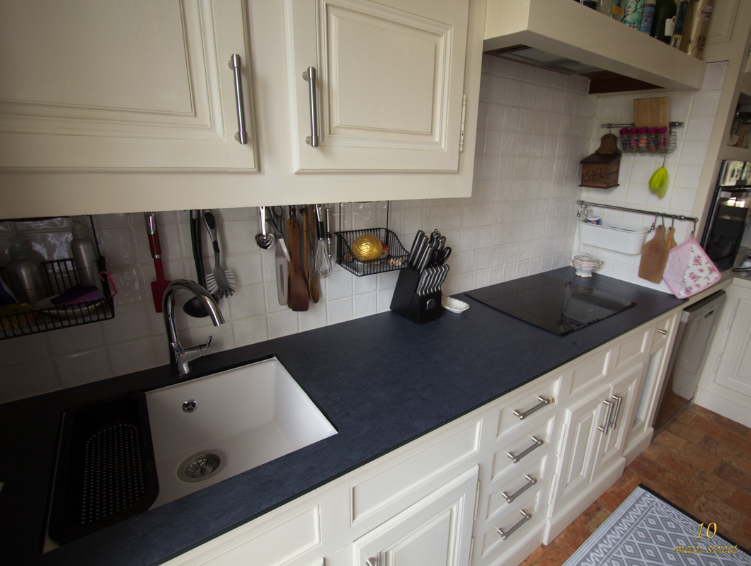 renovation de la cuisine preparation