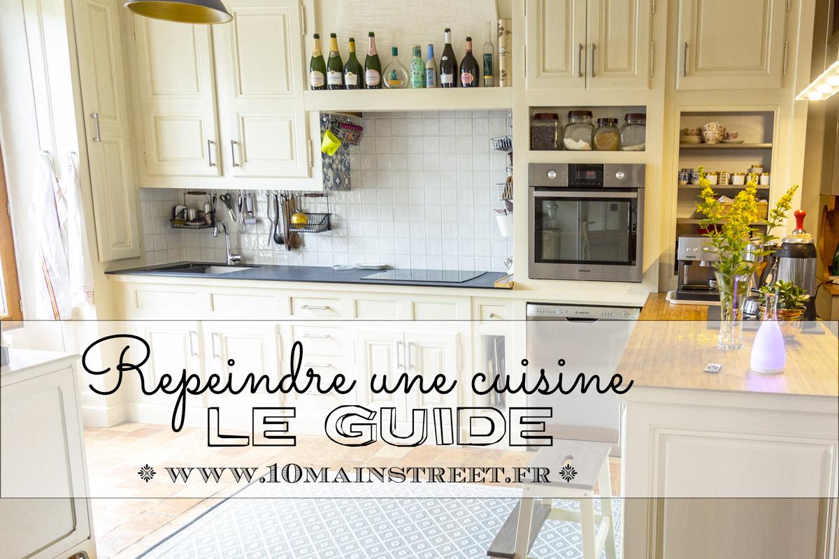 Repeindre Une Cuisine Le Guide 10 Main Street