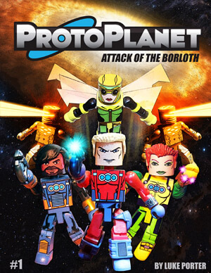 ProtoPlanet Cover Issue 1