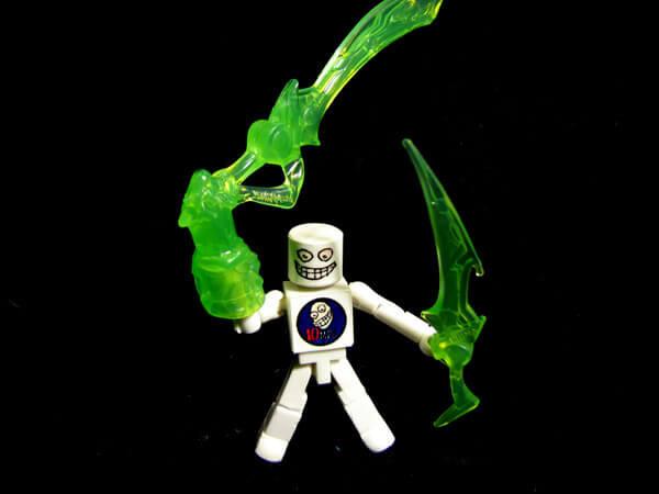10mfH Green Lantern Constructs
