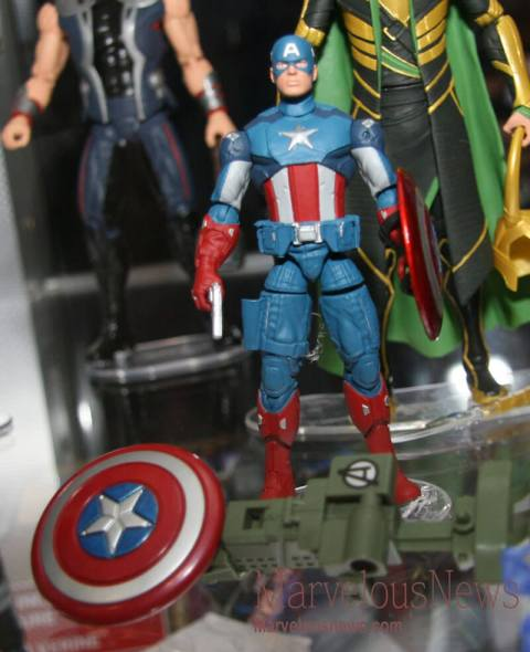 Marvel's Avengers Captain America Action Figure