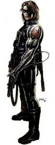 Winter Soldier from Marvel Comics