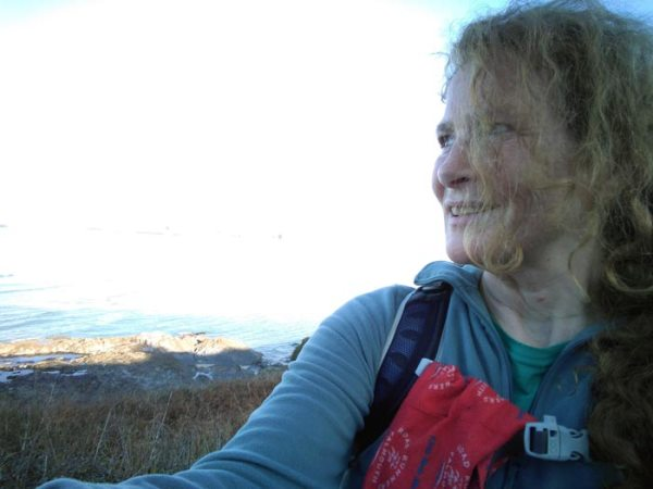 Finding motivation with low mood and depression - get out on the coast path